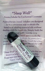 Sleep Well Aroma Inhaler