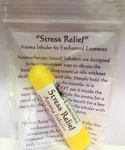 Stress Relief Aroma Inhaler