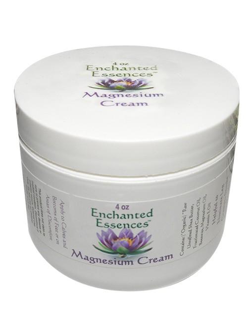 Magnesium Cream: 4 oz.