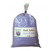 Stress Relief Bath Salts Refill
