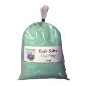 Uplifting Bath Salts Refill for the Glass Jar
