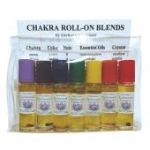 Chakra Blends Kit