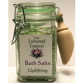 Uplifting Bath Salts Jar