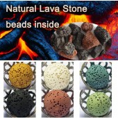 Lava Stones - Multi Colors