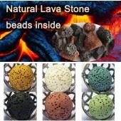 Lava Stones - Multi Colors